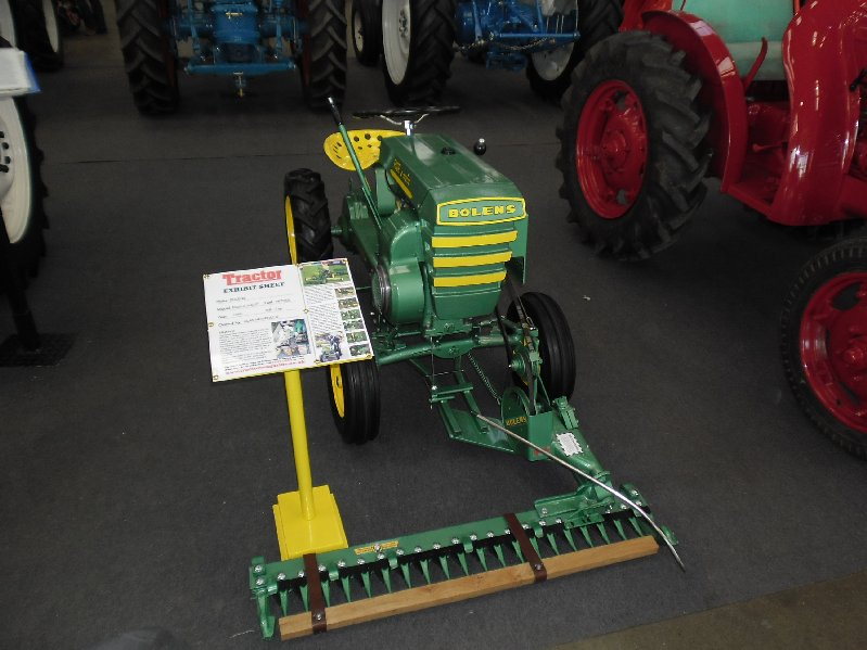 Bolens – FMC | Vintage Horticultural and Garden Machinery Club