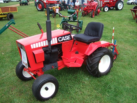 Case Garden Tractor 222 – IMGCase004 | Vintage Horticultural and ...