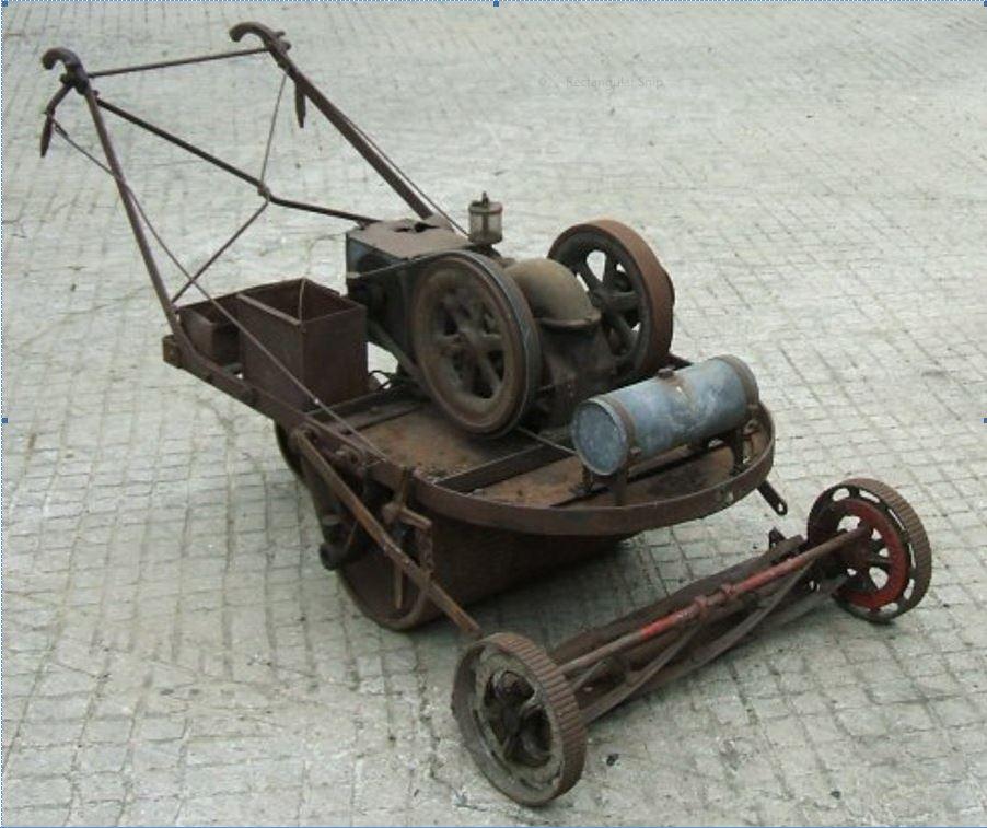 Mystery Mower 1