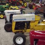 Newark Vintage Tractor Show 2015 Cub Cadets