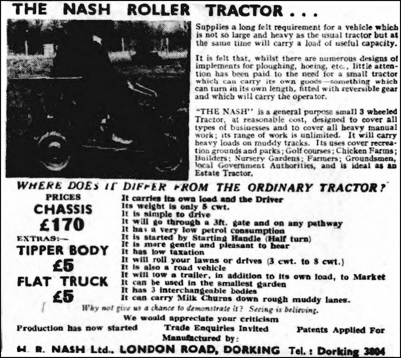 nash-roller-tractor-1950-advert