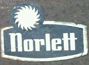 Norlett Lawnmower Logo
