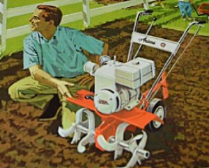 Ariens Vintage Horticultural And Garden Machinery Club
